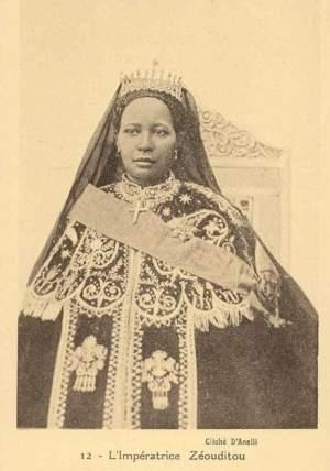 Kaiserin Zauditu von Äthiopien