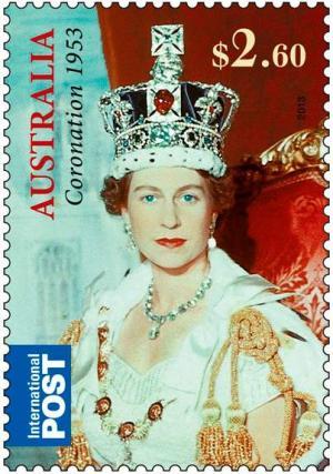 Elisabeth II, Königin von England