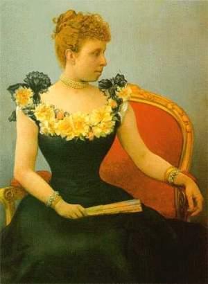 Königin Maria Christina von Spanien