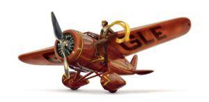 Google Doodle zu Ehren von Amelia Earhart