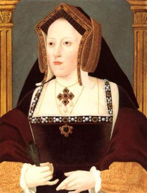 Königin Katharina von Aragon