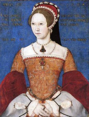 Maria Tudor Tochter Heinrich VIII und Katharina von Aragon