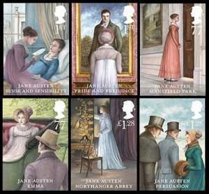 Werk Jane Austen.